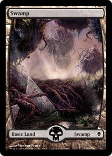 Zendikar Swamp