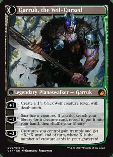 Garruk, the Veil-Cursed