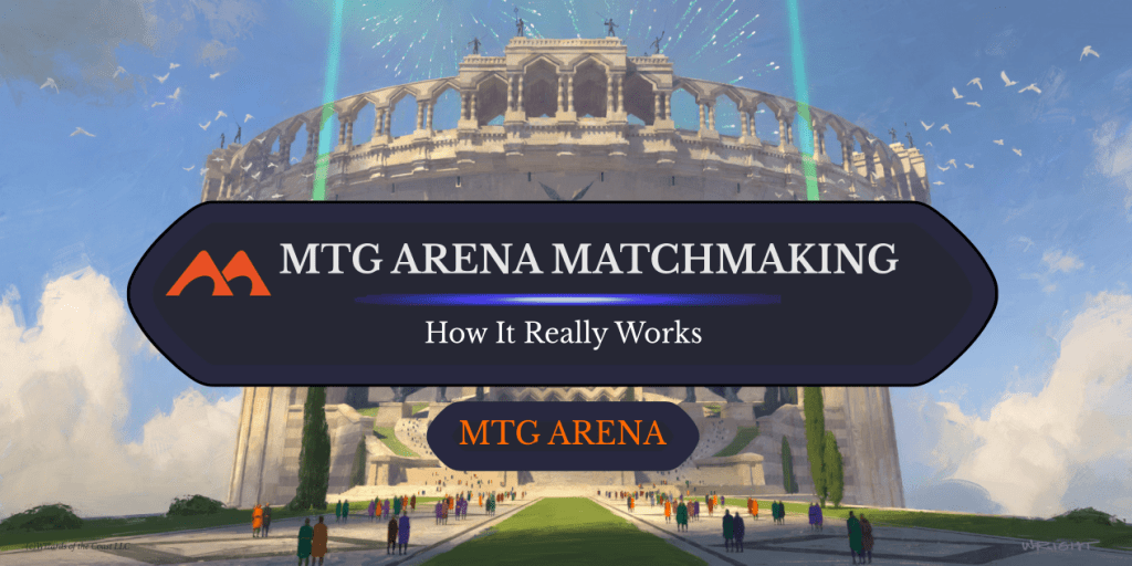 MTG Arena Matchmaking Feature - Doubling Season art by Richard Wright