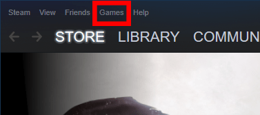 "Steam ""Games"""