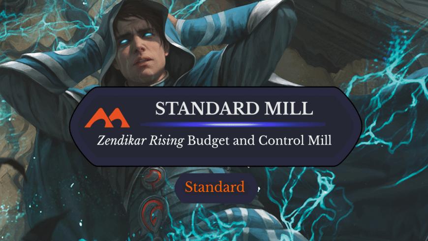 MTG Arena Standard Mill Deck Guide