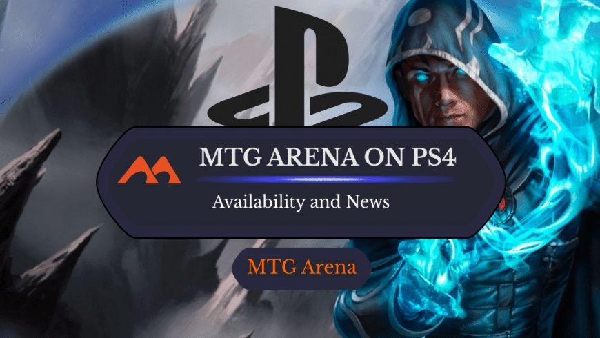Will We Ever See MTG Arena on PS4?