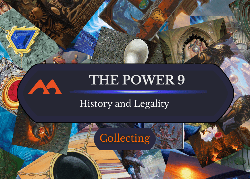 All About the Power 9 in MTG