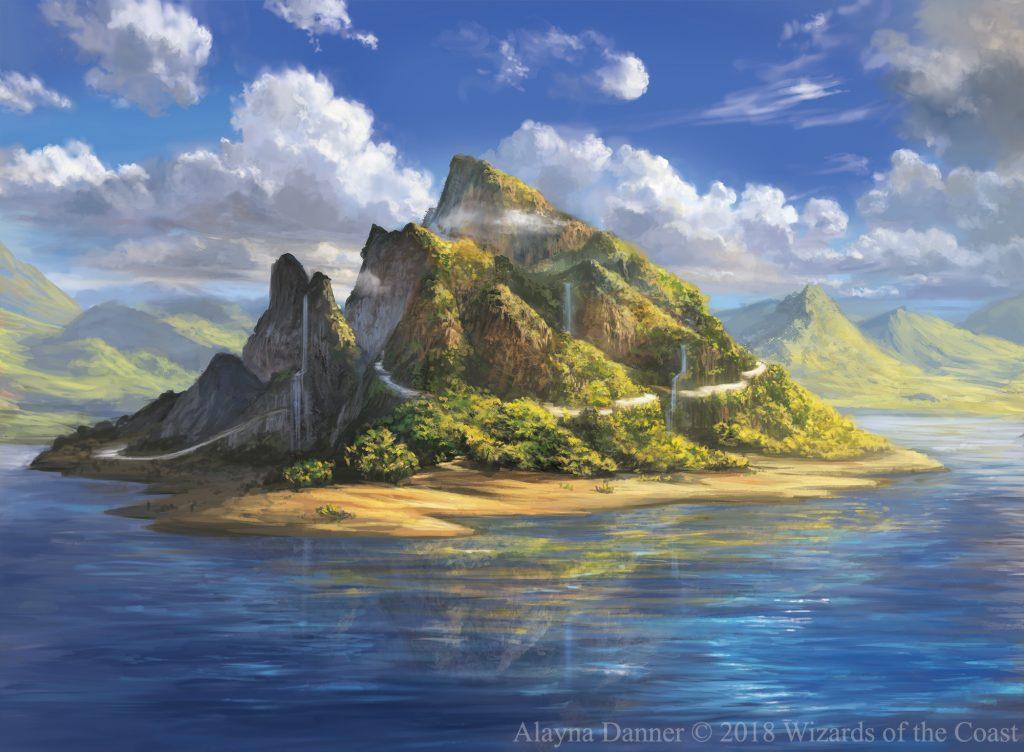 C19 Island by Alayna Danner