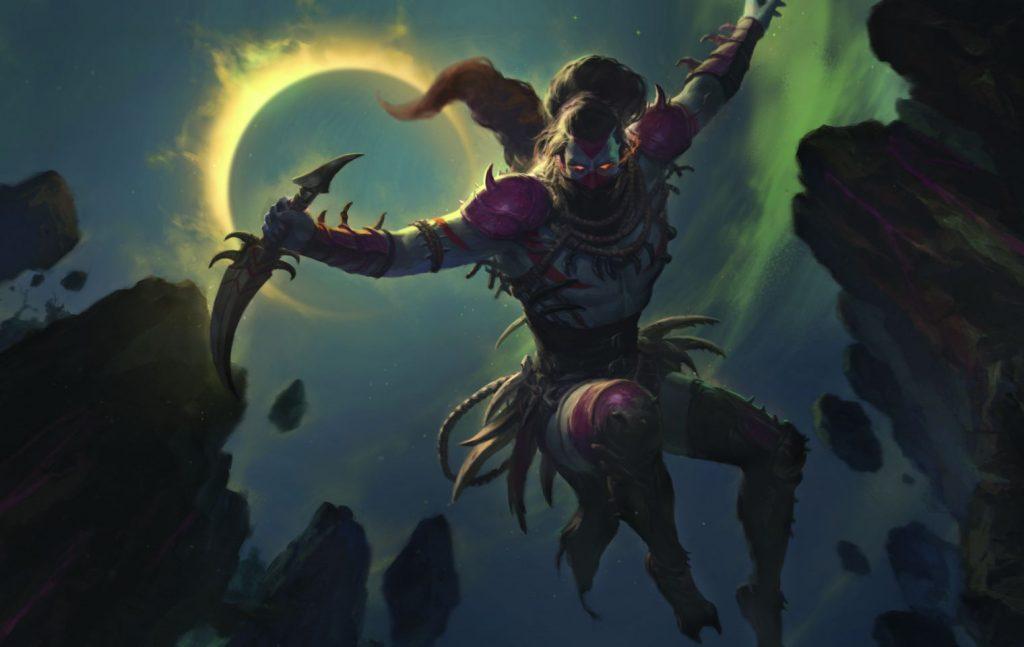 Nighthawk Scavenger - Illustration by Heonhwa Choe