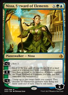 Nissa, Steward of Elements