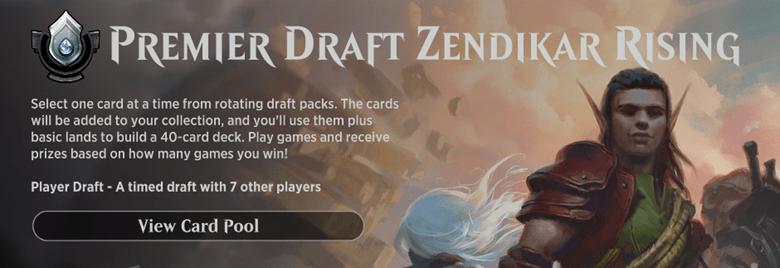 Premier Draft ZNR ranked
