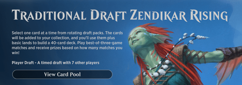 Traditional Draft ZNR non-ranked