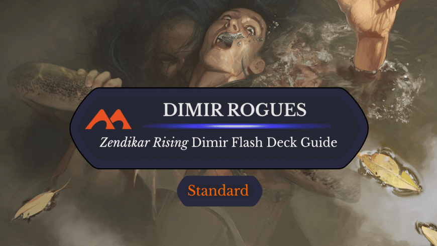 Deck Guide: Dimir Rogues in Standard