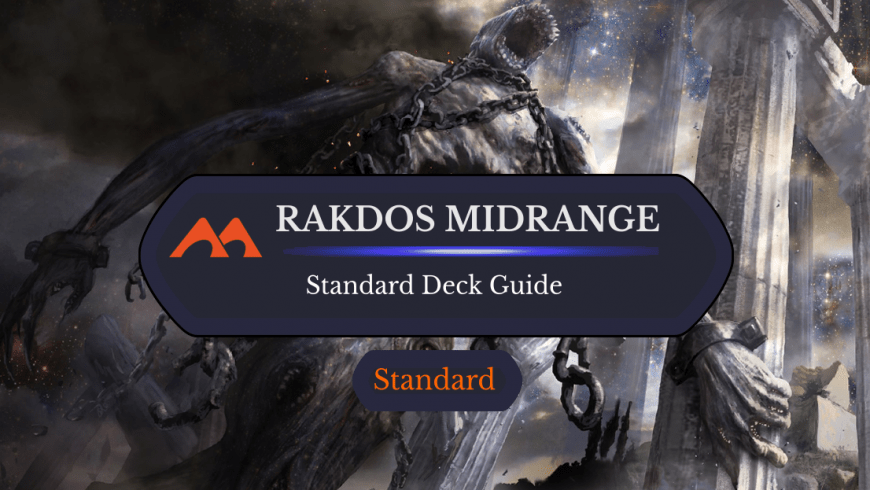 Deck Guide: Rakdos Discard Midrange in Standard