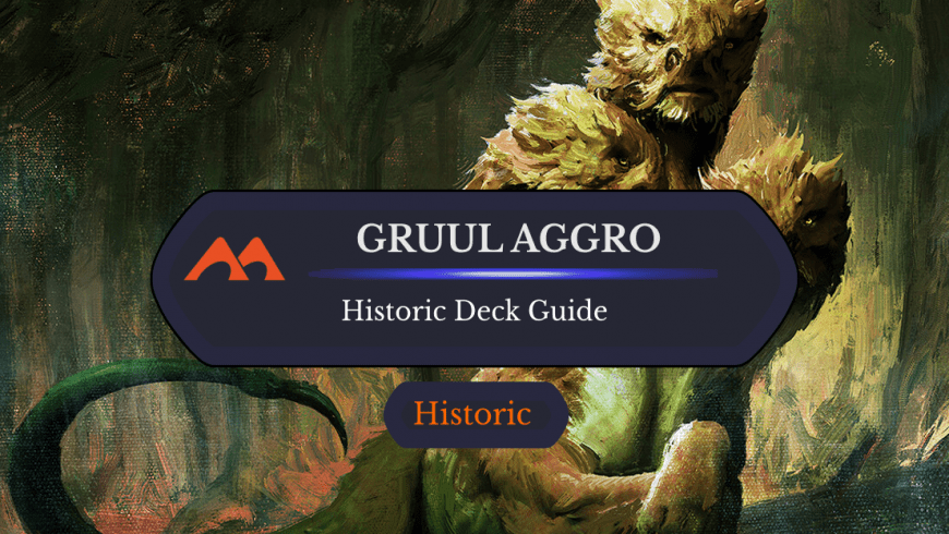 Deck Guide: Gruul Aggro in Historic