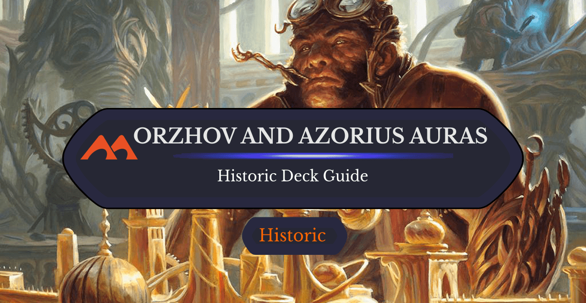 Deck Guide Orzhov And Azorius Auras In Historic Draftsim All the orzhov cards have amazing art. deck guide orzhov and azorius auras in
