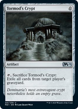 Tormod's Crypt