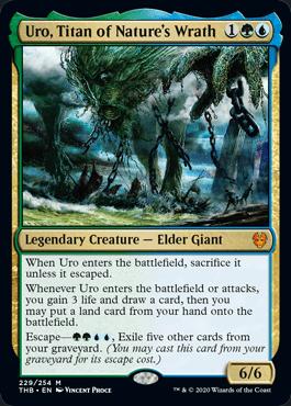 Uro, Titan of Nature's Wrath