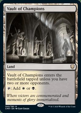 Vault of Champions