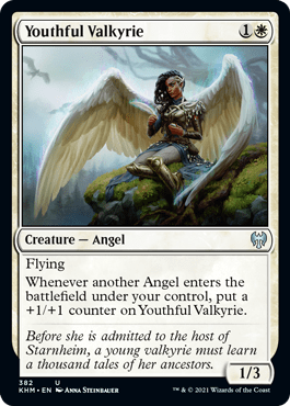 Youthful Valkyrie