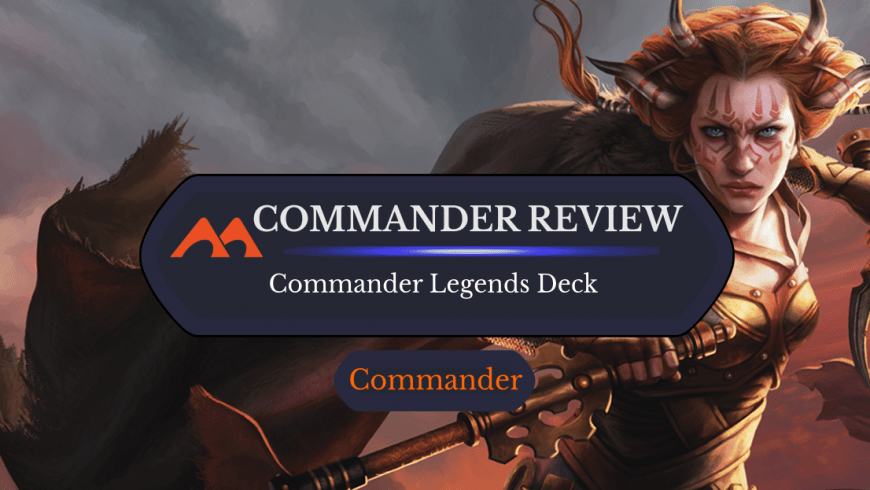 Commander Legends Preconstructed Decks: Decklists and Review