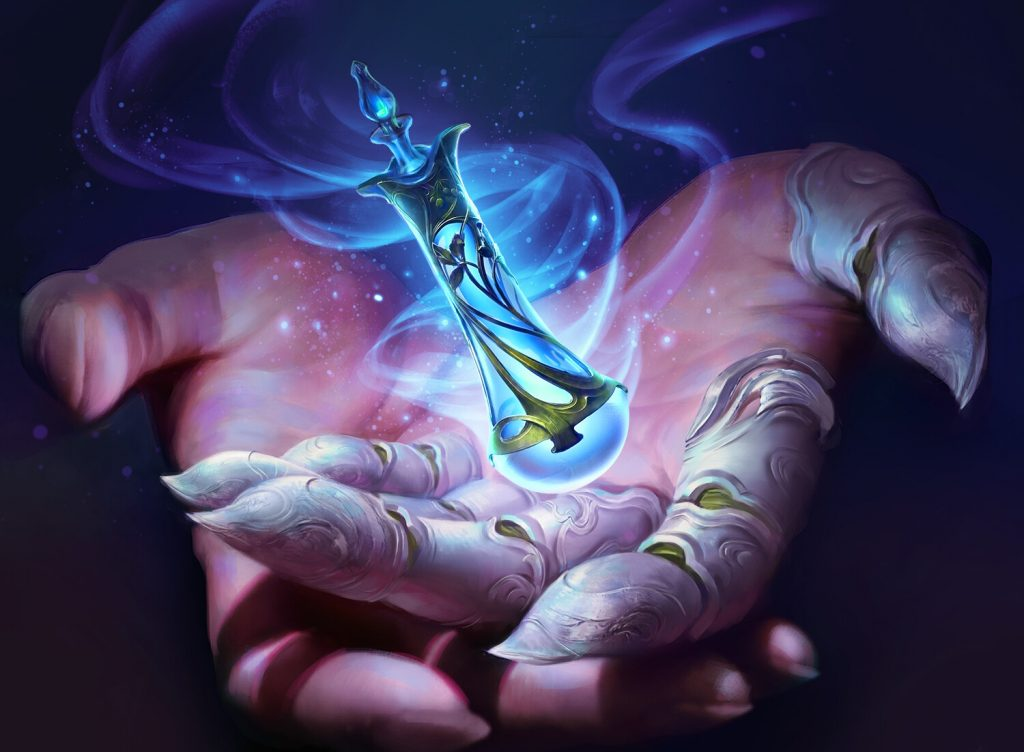 Aether Vial