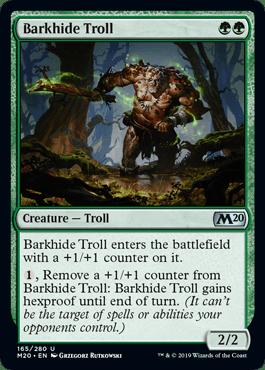 Barkhide Troll