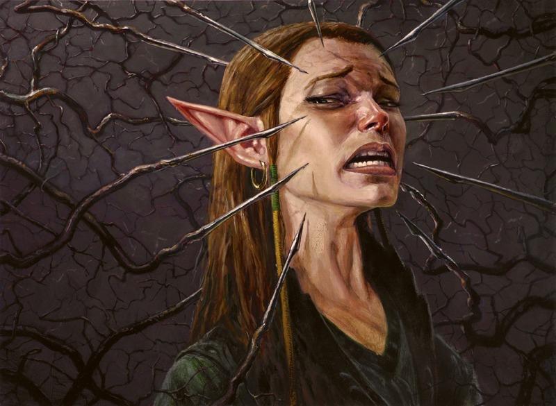 Duress - Illustration by Steven Belledin