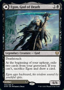 Egon, God of Death