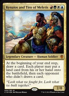 Kynaios and Tiro of Meletis