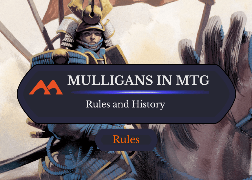 What is the London Mulligan in MTG? The History of Mulligans