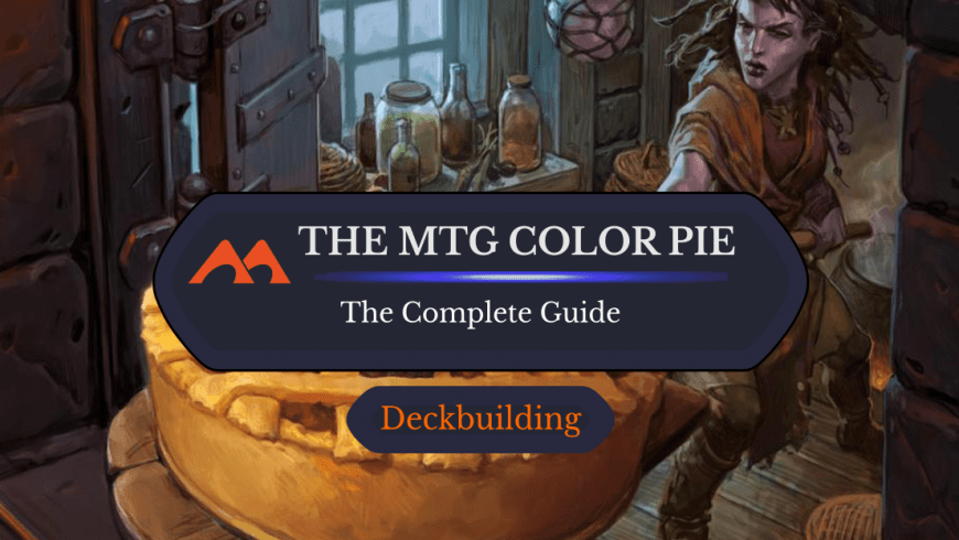 Explaining the Genius of the MTG Color Pie