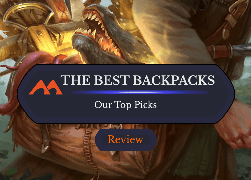 The Best Backpacks for MTG Players
