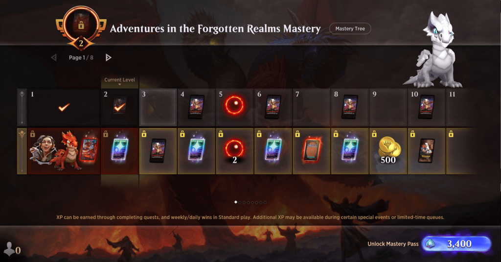 AFR Mastery Track