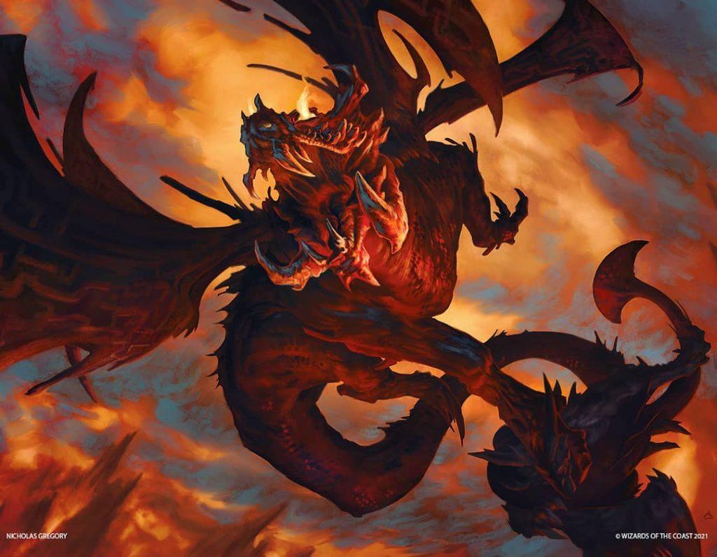 Immersturm Predator - Illustration by Nicholas Gregory