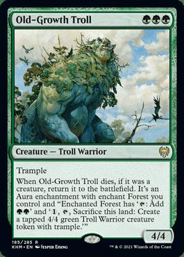 Old-Growth Troll