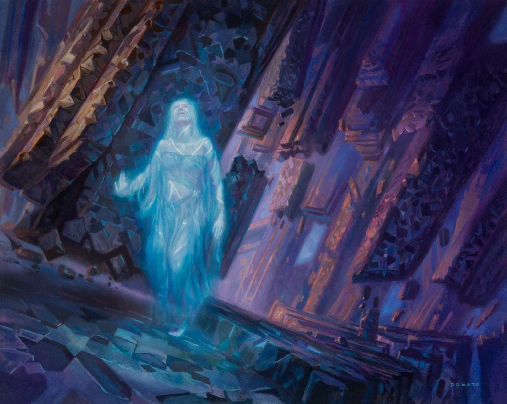 Skyclave Apparition - Illustration by Donato Giancola