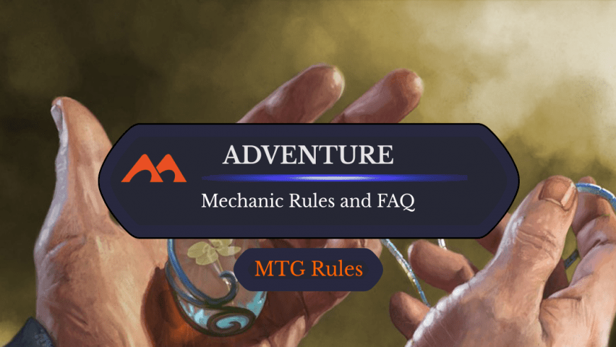Adventures in MTG: Rules, History, and Cards