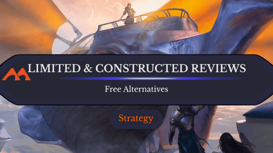 Free Alternatives to LSV's Set Reviews