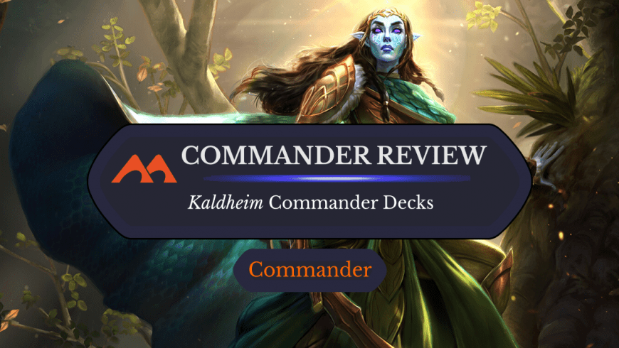 Kaldheim Commander Decks: Decklists and Review