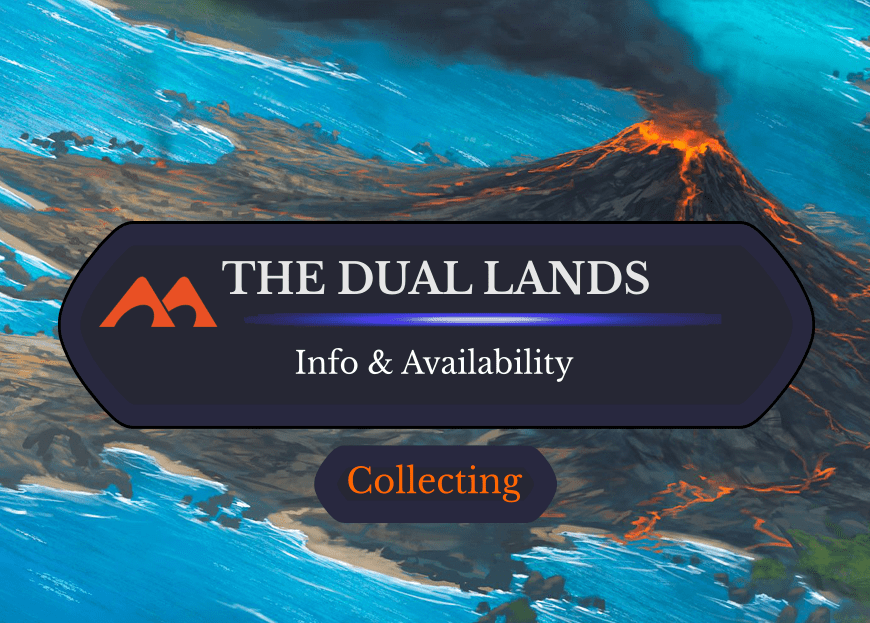 The Original Dual Lands: History And Where to Find Them