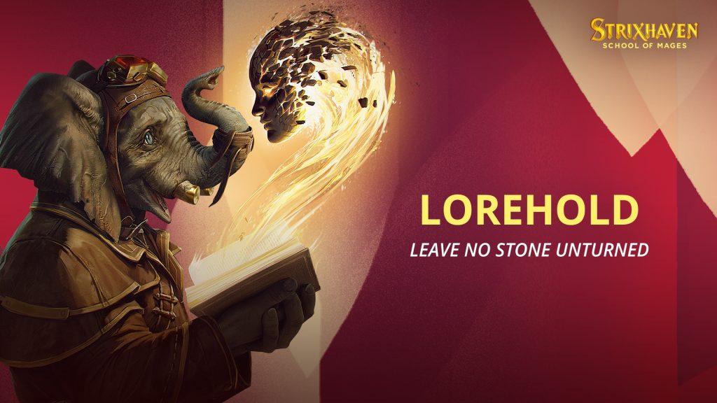 Lorehold banner