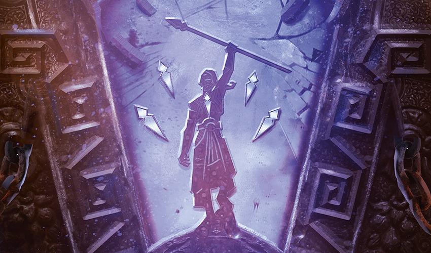 Niko Defies Destiny - Illustration by Bastien L. Deharme