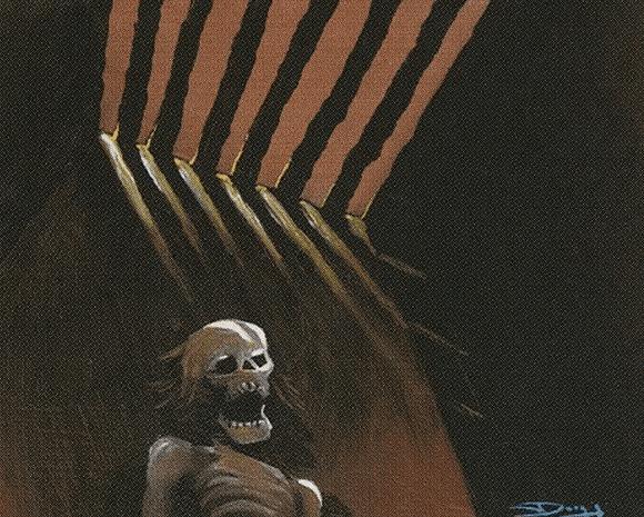 Oubliette - Illustration by Douglas Shuler