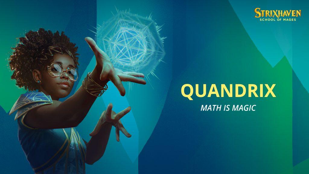 Quandrix banner