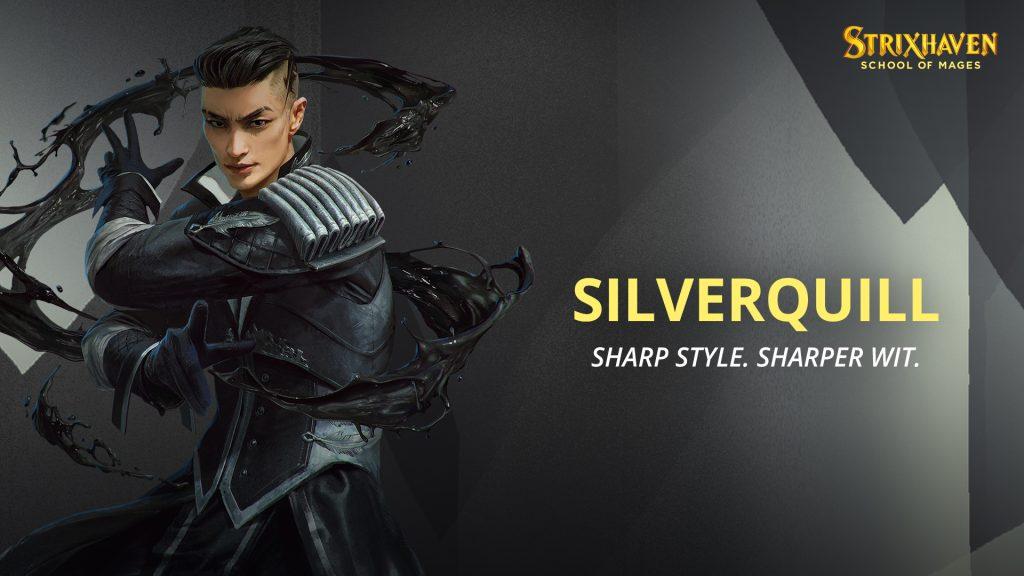 Silverquill banner