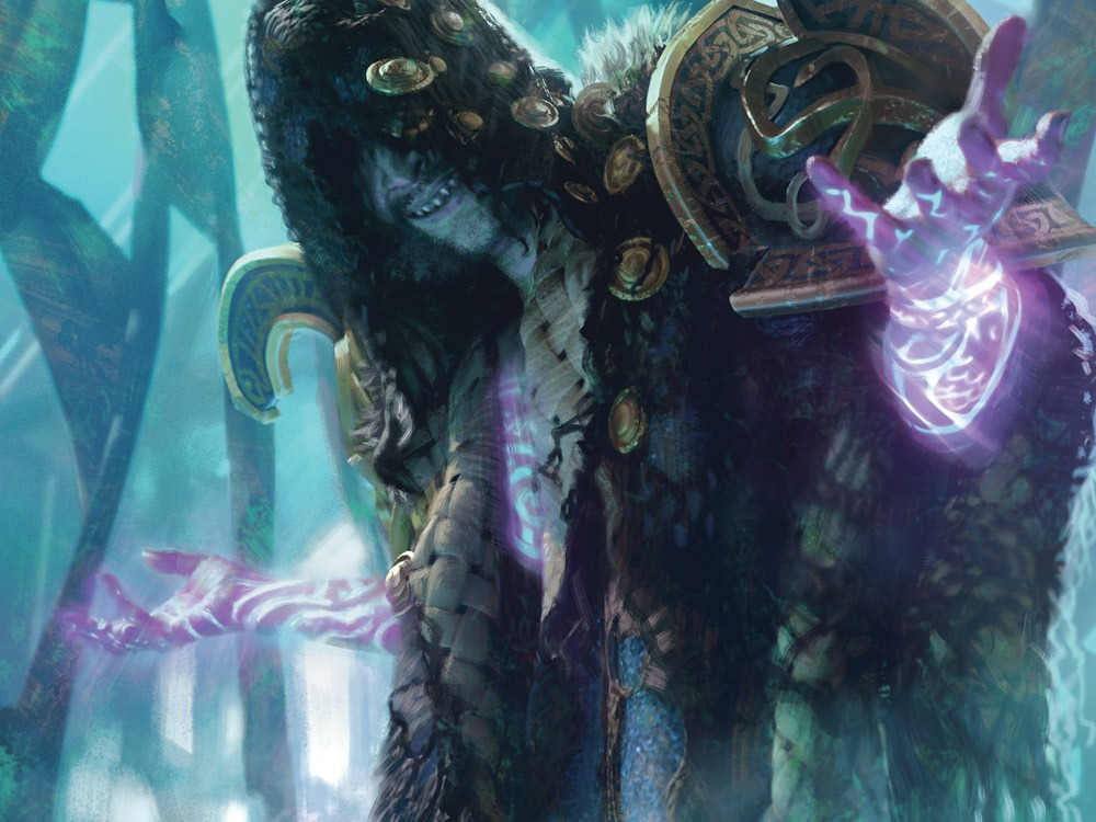 Valki, God of Lies - Illustration by Yongjae Choi