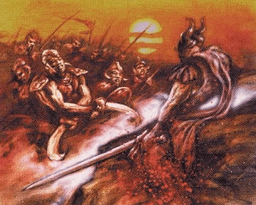 Vanishing - Illustration by John Matson