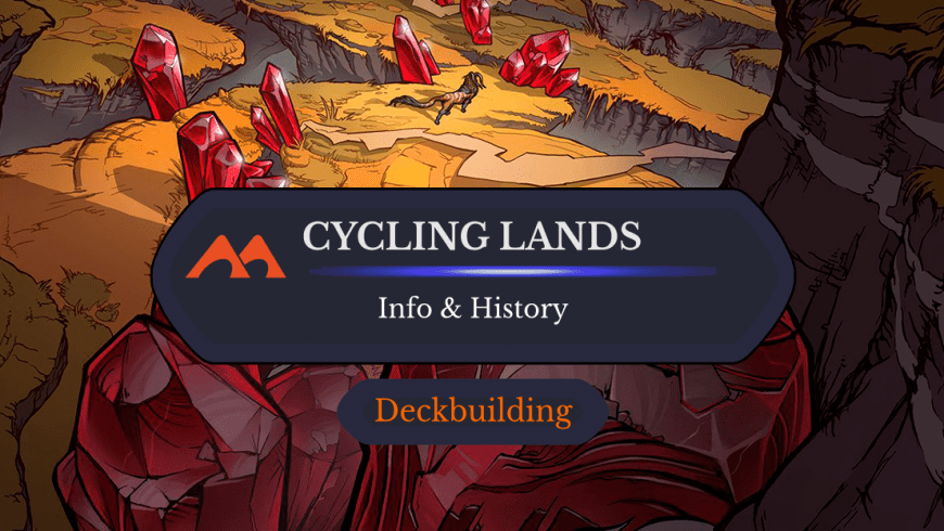 Cycling Lands: History And Info