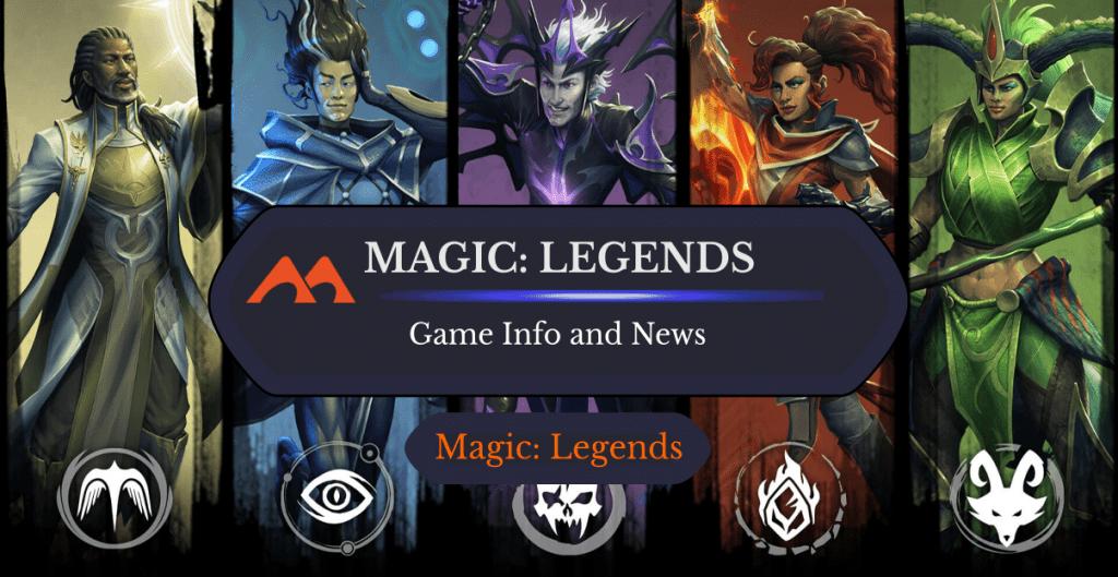 Magic Legends main classes
