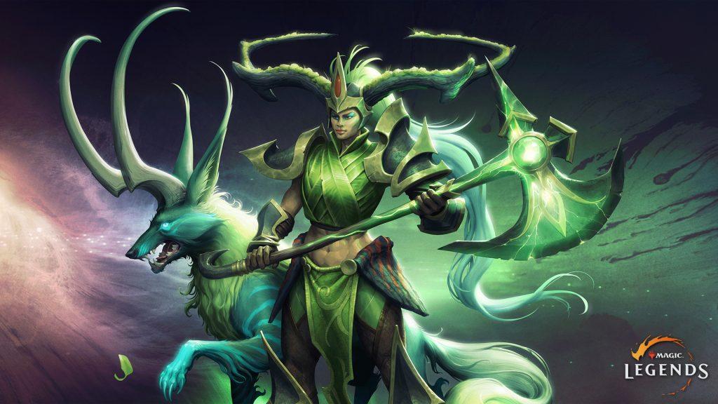 Magic Legends - The Beastcaller