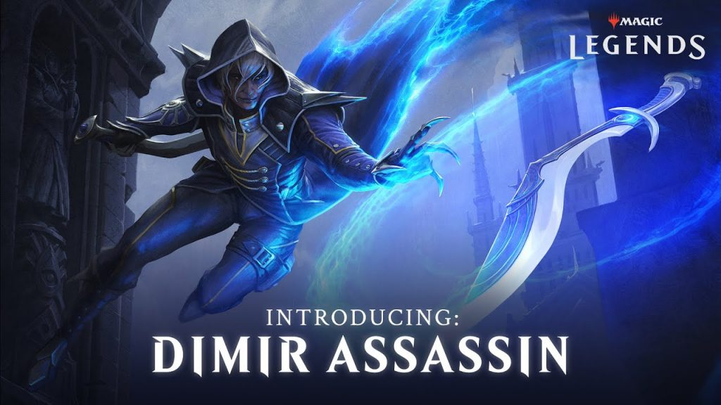 Magic Legends - The Dimir Assassin