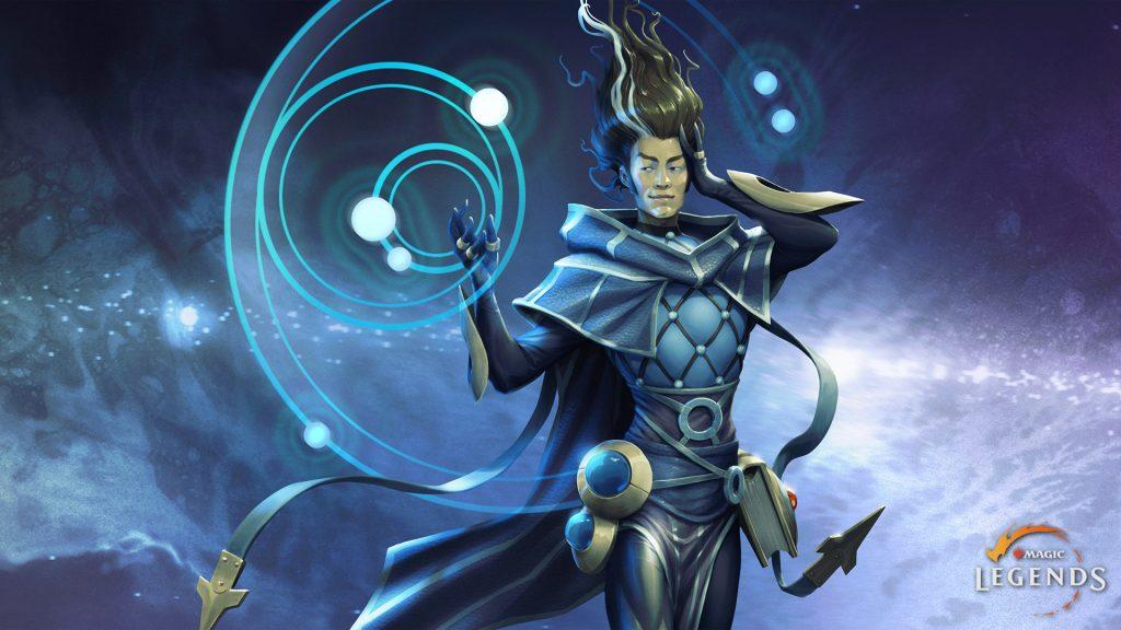 Magic Legends - The Mind Mage