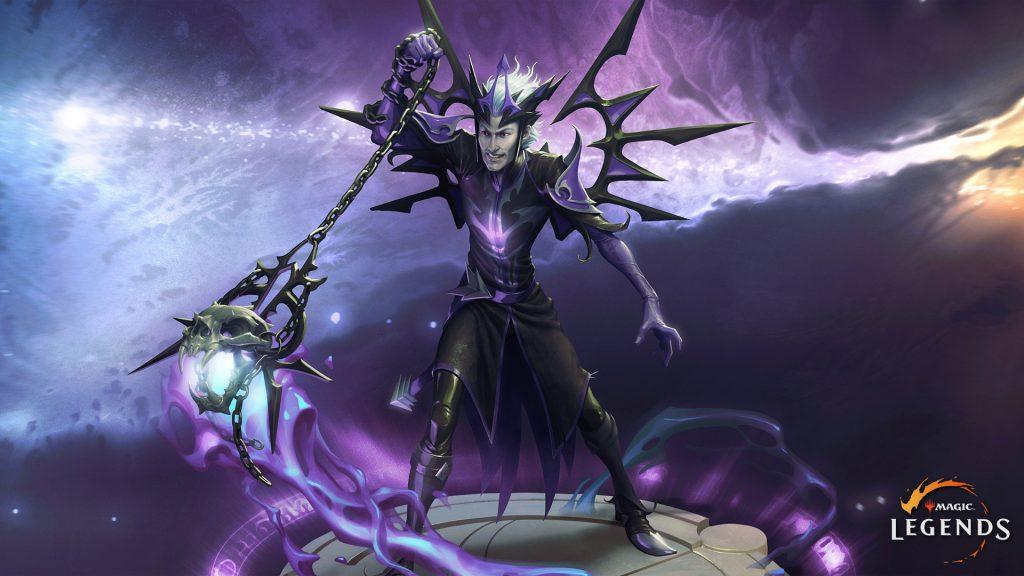 Magic Legends - The Necromancer